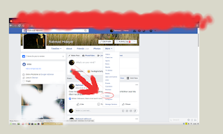 Cara Membuat Notes (Catatan) di Facebook