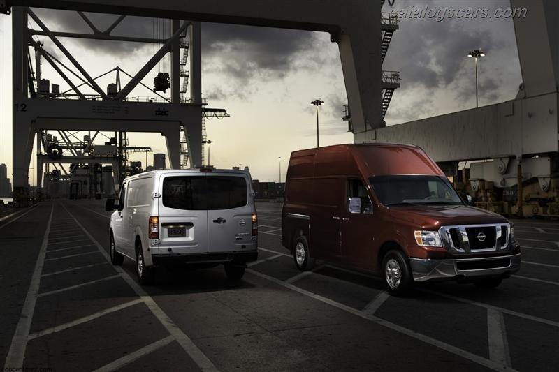 صور سيارة نيسان NV 2012 - اجمل خلفيات صور عربية نيسان NV 2012 - Nissan NV Photos Nissan-NV_2012_800x600_wallpaper_10.jpg