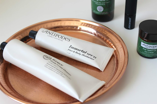 A review of Antipodes Immortal SPF15 Face & Body Moisturiser
