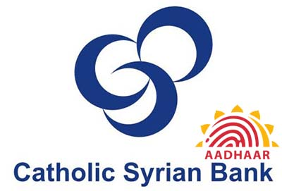 How to Link Aadhaar with Catholic Syrian Bank Account
