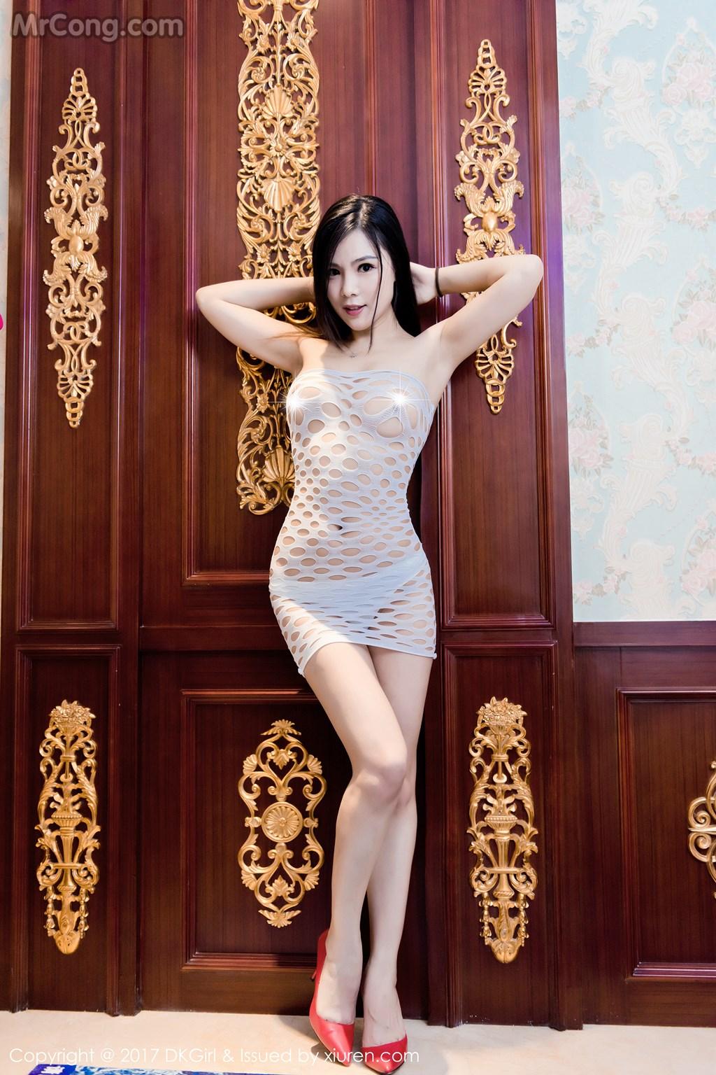 Người mẫu Ding Xiaonan với album ảnh sexy và quyến rũ 2