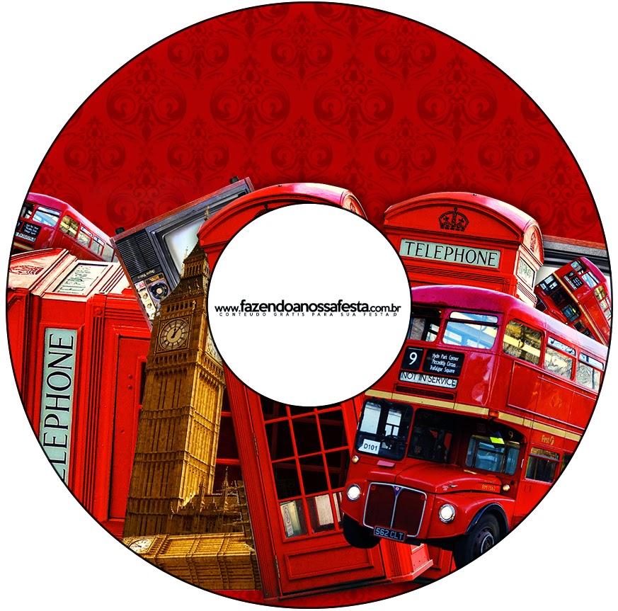 CD label.
