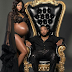 See the couple's maternity shoot which has tongues wagging