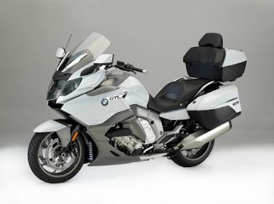 Η BMW Motorrad παρουσίασε τη νέα BMW K 1600 GTL