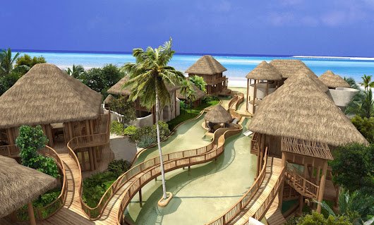 Tropical Dreams - Most Beautiful Resorts Worldwide 1