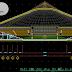 مخطط مشروع ملعب متعدد الرياضات مغطى اوتوكاد dwg