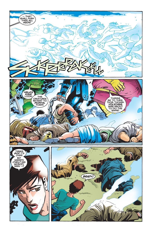 Thor (1998) Issue #18 #19 - English 6