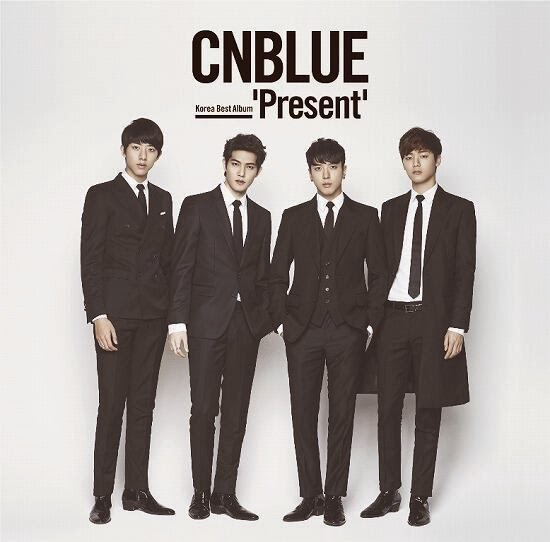 CNBLUE – Korea Best Album 'Present' (Japanese) (ITUNES PLUS AAC M4A)