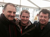 BBC 6 Music's Mark Radcliffe and Stuart Maconie