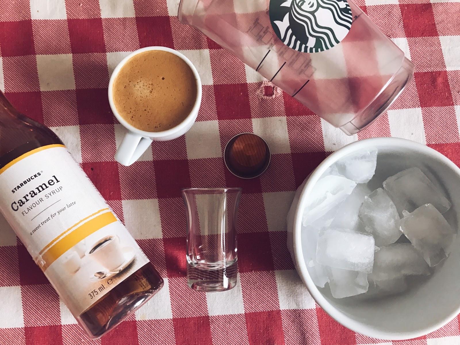 blog blogger blogging starbucks SEO referencement boisson d'été recettes cooking enjoy café nespresso caramel quand on aime pas le café acheter chez starbucks boisson pour l'été comment se raffraichir en été maximiser son blog
