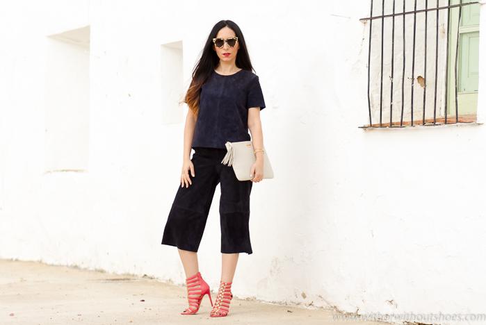 Blogger influencer valenciana de moda con outfits bonitos