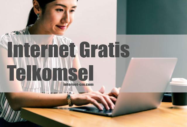 internet gratis telkomsel tanpa pulsan dan aplikasi