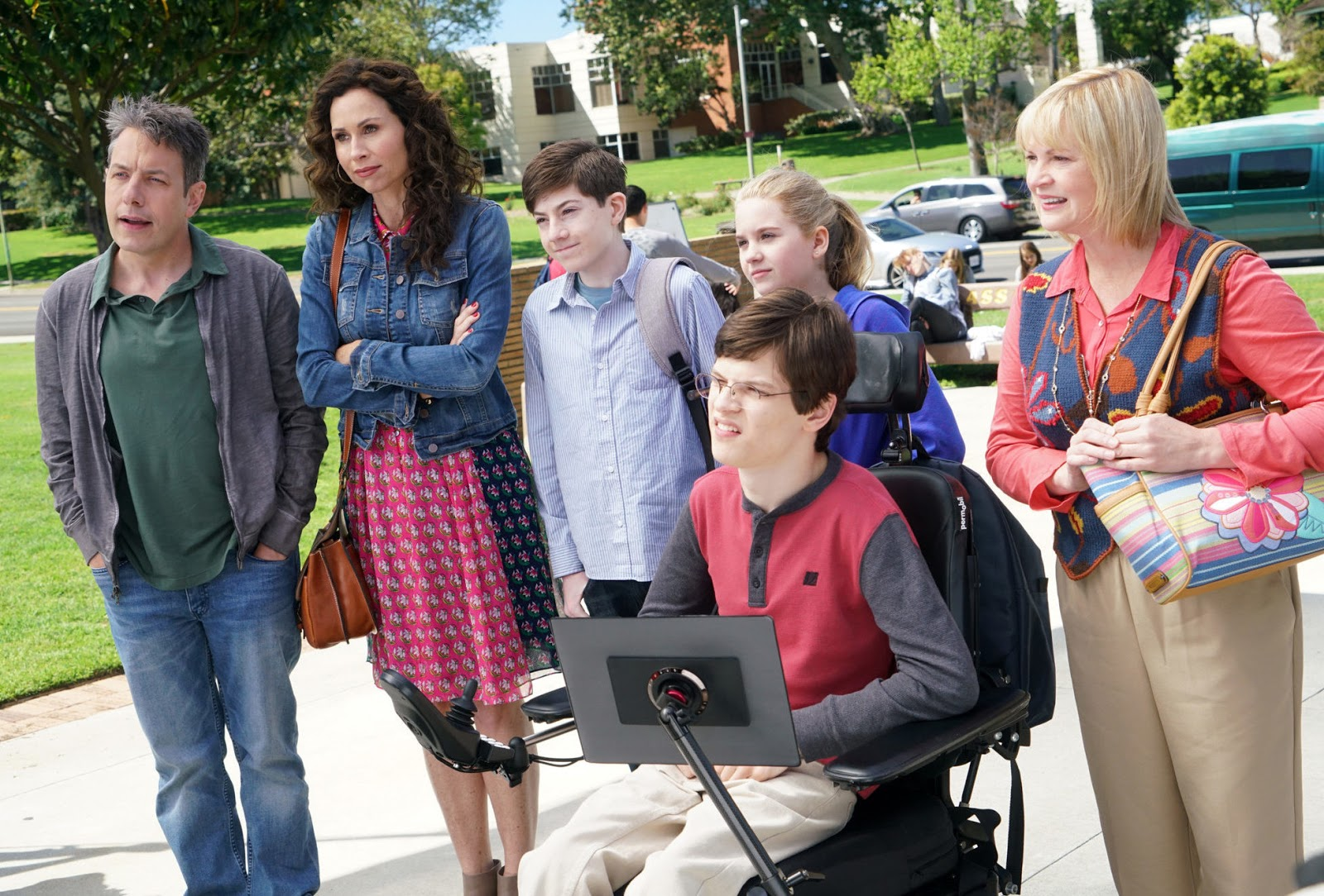 Speechless 1x01