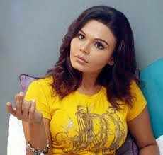 Rakhi Sawant, Loksabha poll, 2014, Mumbai