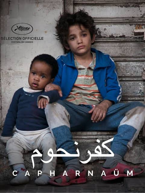 Capernaum 2018 Hindi 350MB WEB-DL 480p