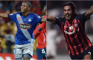 Emelec vs San Lorenzo en Copa Libertadores 2017