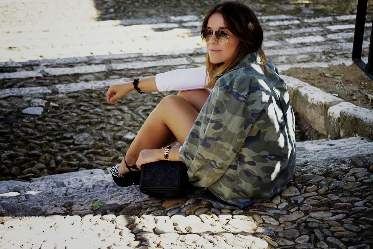 military shirt _outfit