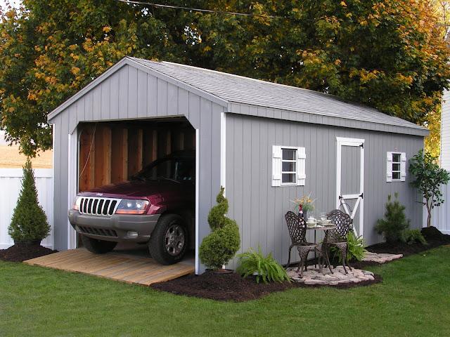 Portable Garages Morgantown, PA