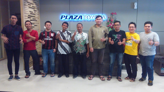 Training SEO Basic di Plaza Toyota