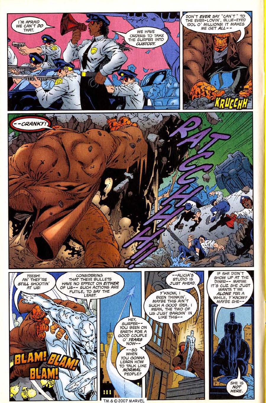 Read online Silver Surfer (1987) comic -  Issue #138 - 8