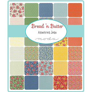 Moda Bread 'N Butter Fabric by American Jane for Moda Fabrics