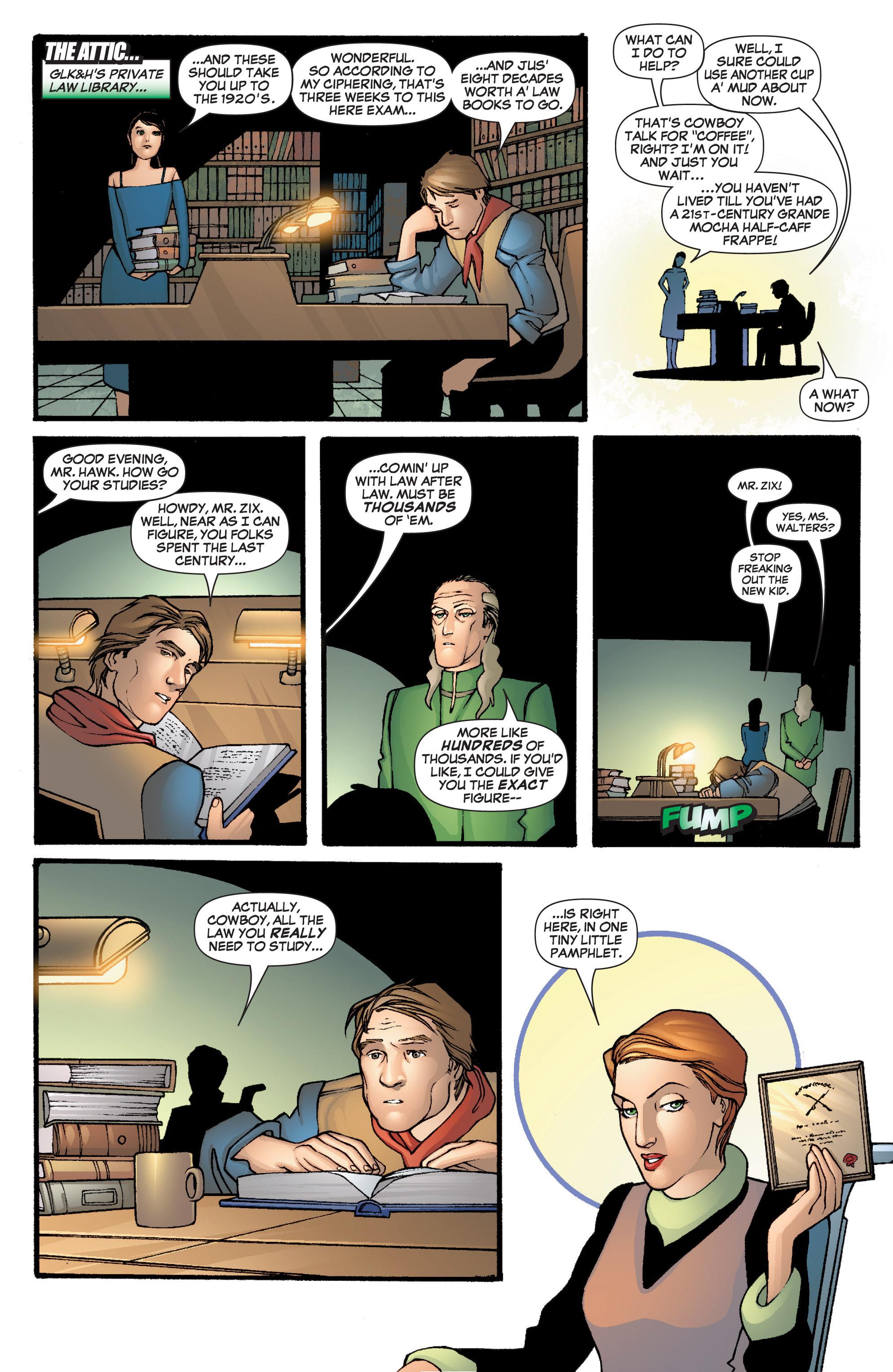 Read online She-Hulk (2005) comic -  Issue #5 - 17