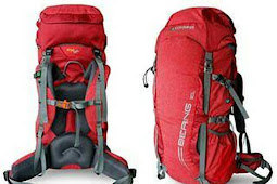 Review Carrier Consina Bering 60L