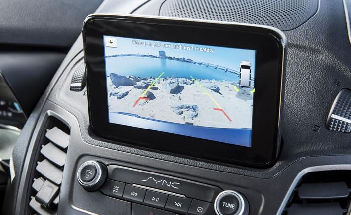 La digitalización y conectividad como una de las tendencias clave para la industria hacia el 2025. (Foto: Ford)