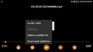 تنزيل ترجمة الأفلام عن طريق برنامج VLC media player