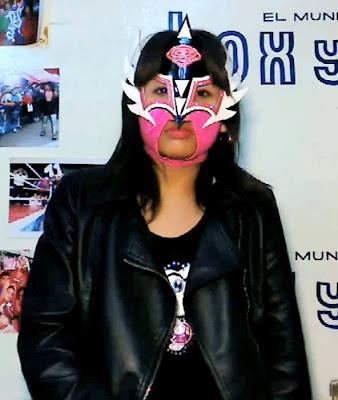 Arumi - Luchadoras Mexicanas