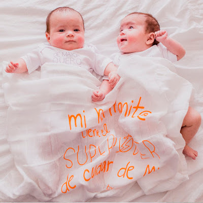 muselina hermanito super poder muselinas con frase extra grandes para uso con recién nacidos y bebés para que sirve una muselina