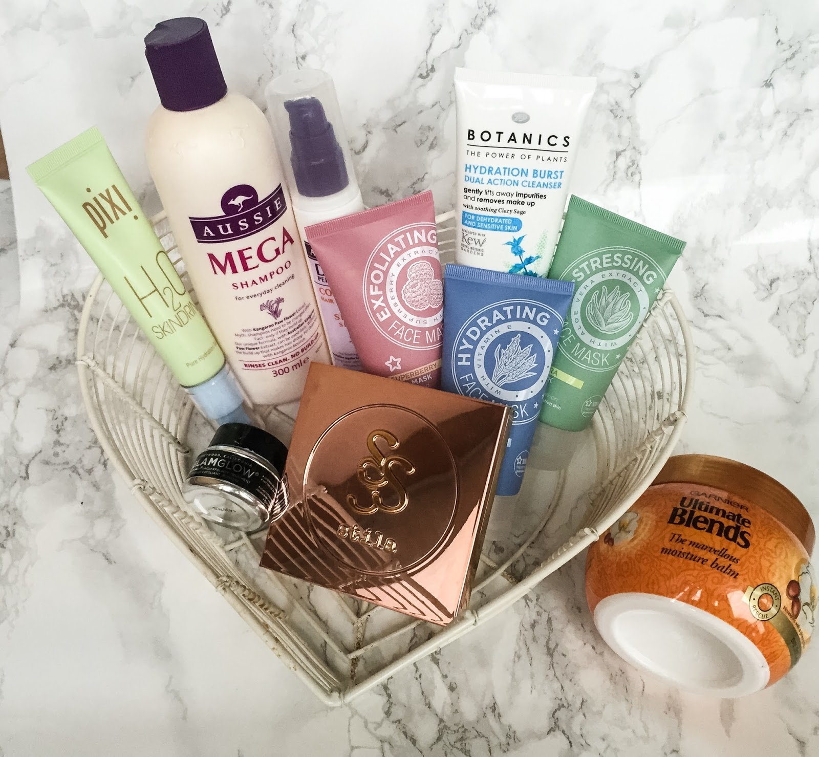 Collective Haul // Boots, Superdrug & High end - LPage Beauty