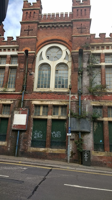 Psychogeography Sheffield Urban Wandering