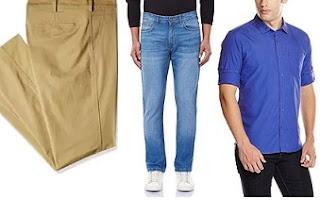 Highlander Men's Clothing – Flat 60% Offfor Rs.359 @ Amazon