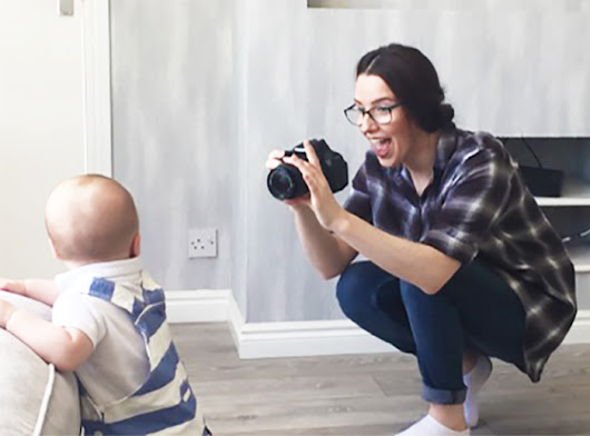 To Take Pictures, We Have To Be Able To See | Healthy Eyes With Leightons