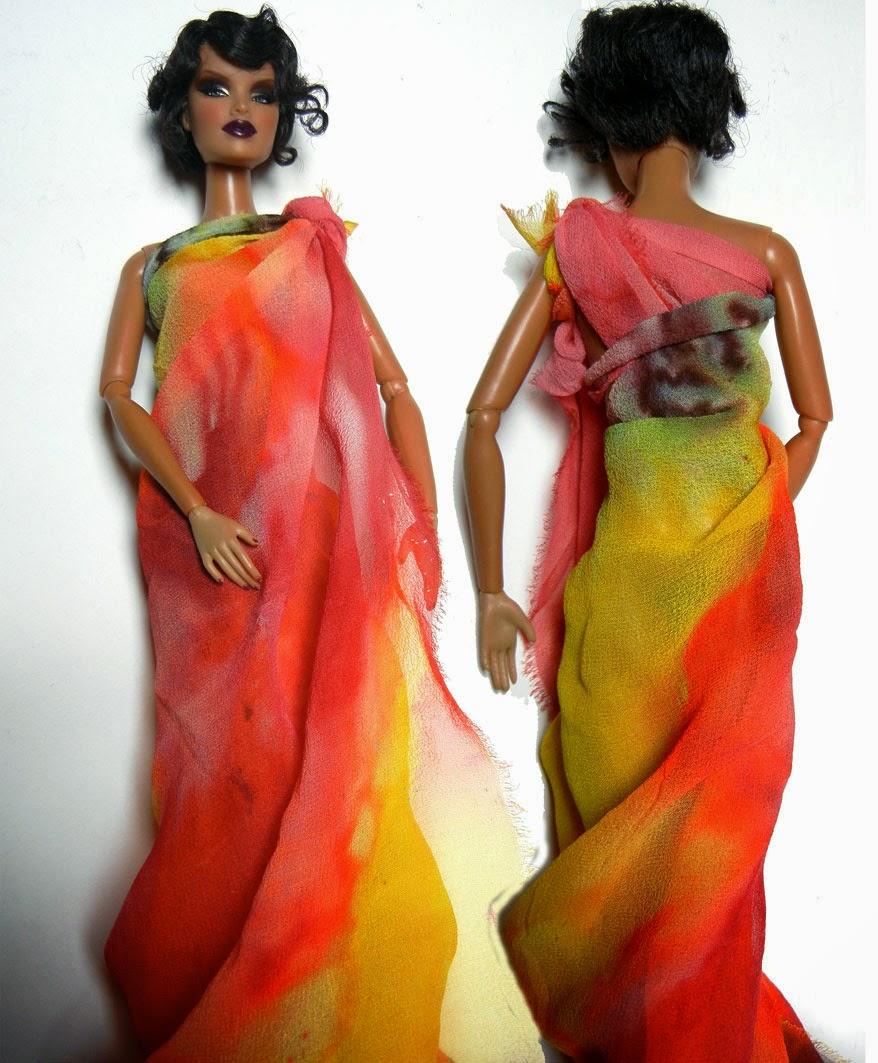 Fashion Doll Stylist Down In D Islands
