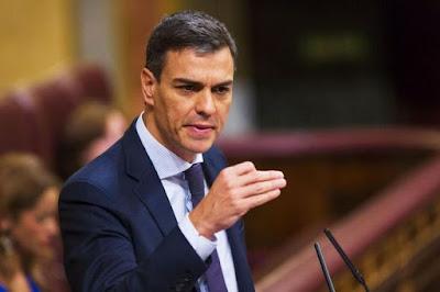 Daftar Nama Perdana Menteri Spanyol