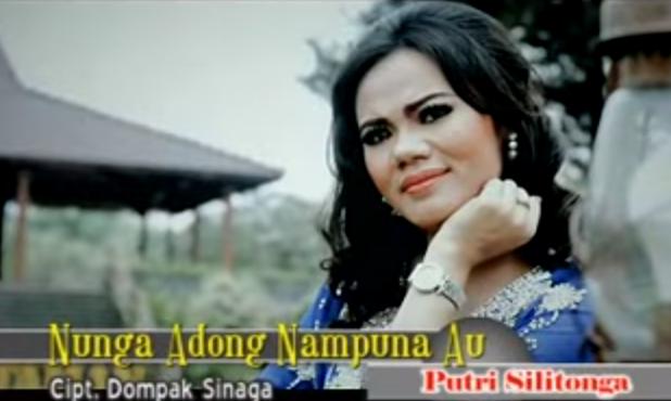 Lirik dan Chord Kunci Gitar Nunga Adong Nampuna Au