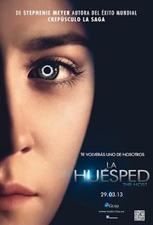 La huesped (2013) Online