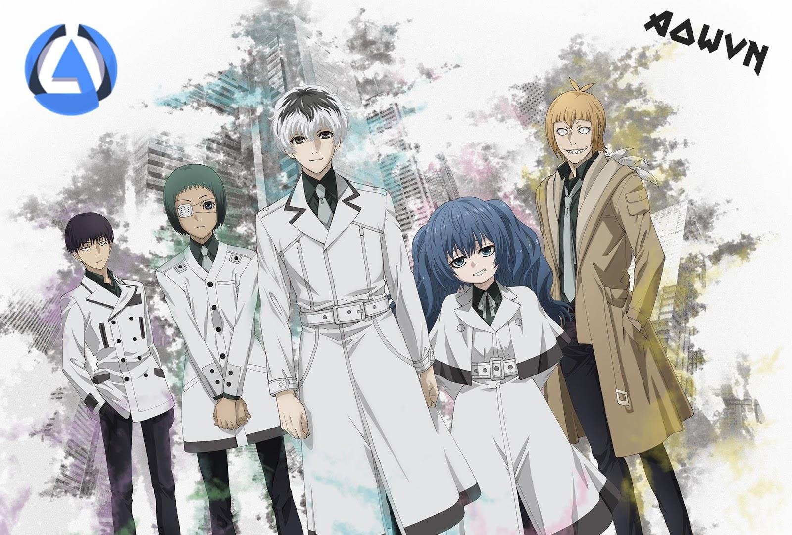 AowVN - [ Anime 3gp Mp4 ] Tokyo Ghoul:re SS3 | Vietsub - Huyền Thoại Tái Xuất