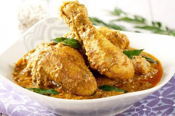Cara Membuat Kari Ayam Sederhana