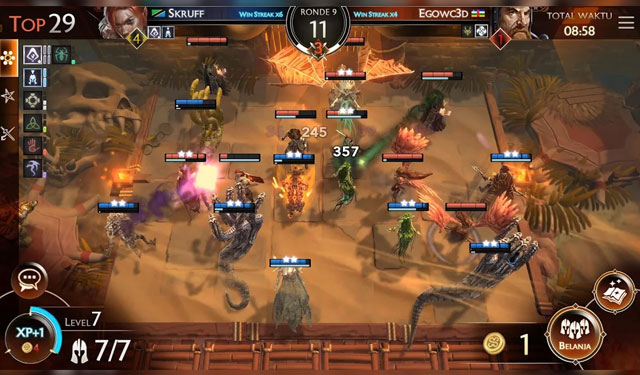 Might and Magic Chess Royale Game Android Terbaik