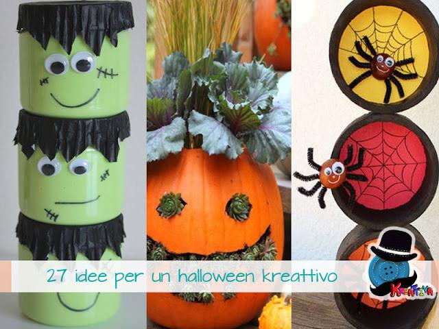 27 idee per una festa di Halloween