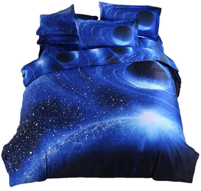 Galaxy Bed Sheets Ebay