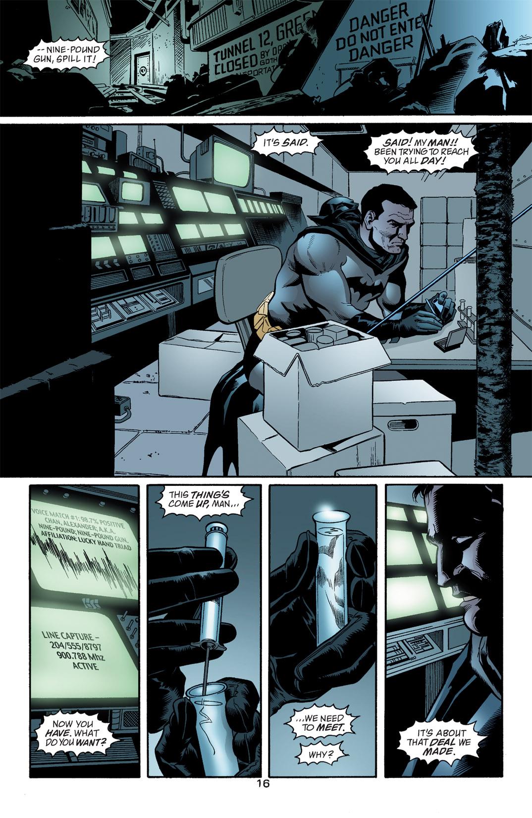Detective Comics (1937) 768 Page 16