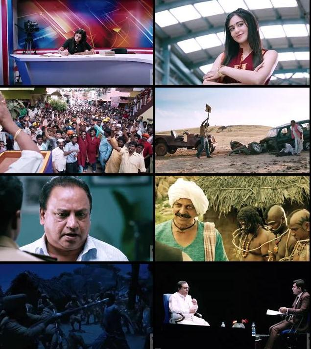 Rana Vikrama 2016 Hindi Dubbed 720p HDRip 900mb