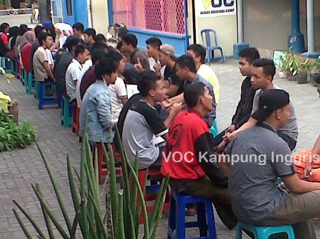Berlatih Speaking di VOC Kampung Inggris Pare Kediri