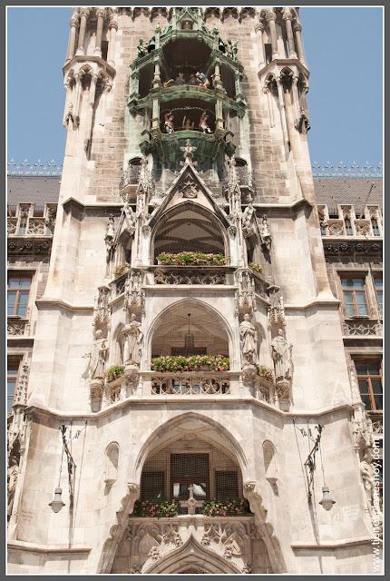 Nuevo Ayuntamiento Munich (Alemania)