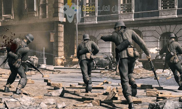 تحميل لعبة سنايبر Sniper Elite V2 برابط مباشر للكمبيوتر