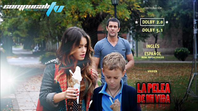 La Pelea de mi vida DVDR NTSC Español Latino